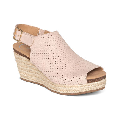 Sherry Espadrille Sandal Wedge