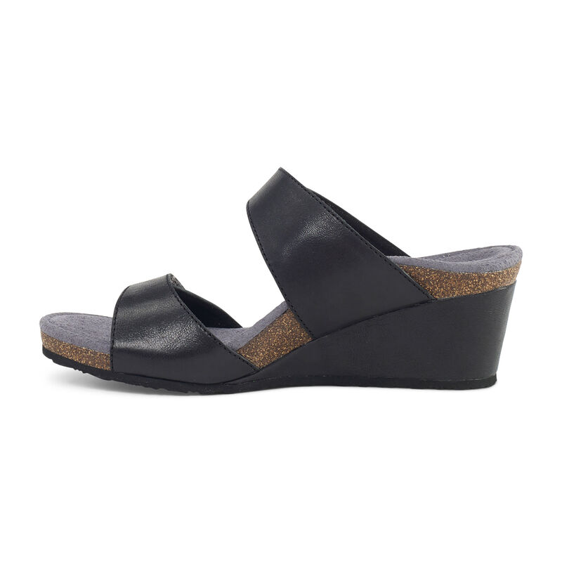Chantel Slide Wedge