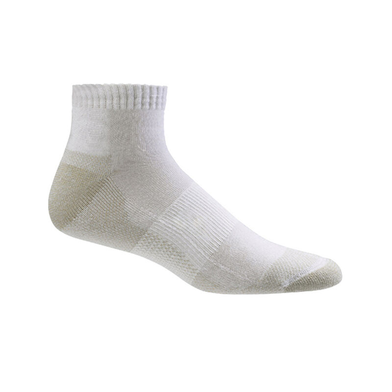 Copper Sole Athletic Ankle Socks - Men