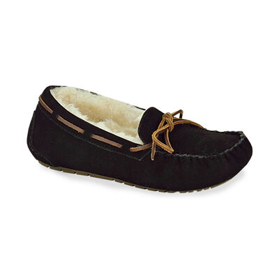 Shearling Moccasin