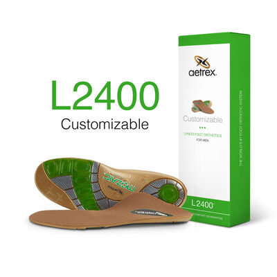 Men's Customizable Orthotics - Insole for Personalized Comfort