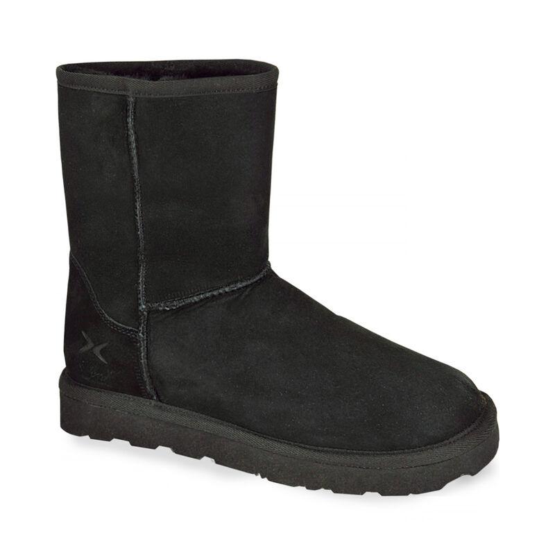 Short Shearling Boots