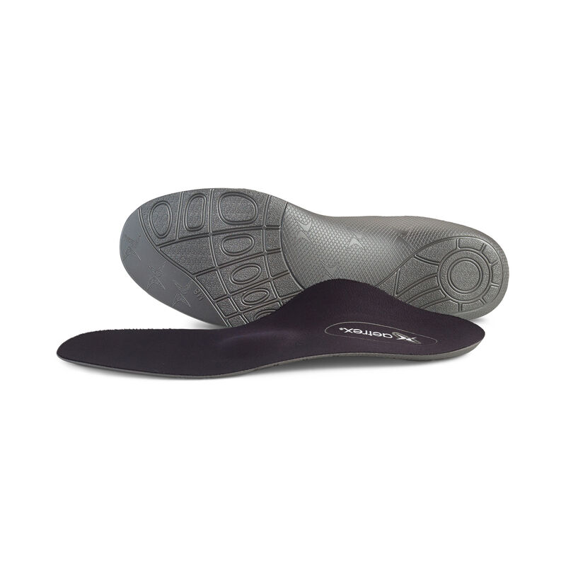 Low Profile Flat/Low Arch W/ Metatarsal Support For Men