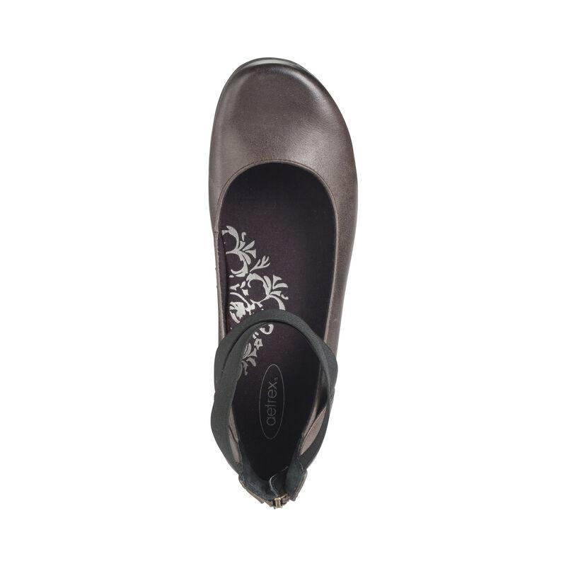 Dakota Ankle Strap Ballet Flat