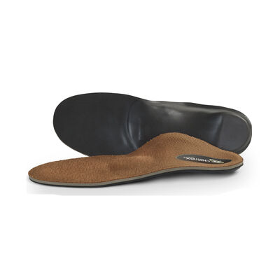 Men's Memory Foam Posted Orthotics W/ Metatarsal Support