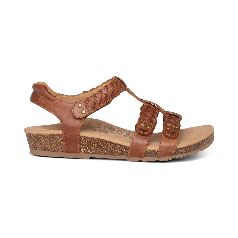 Reese Braided Gladiator Sandal