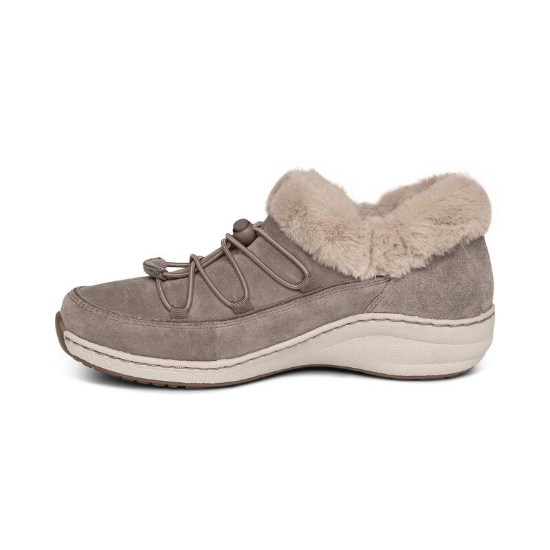 Chrissy Fur Slip-On