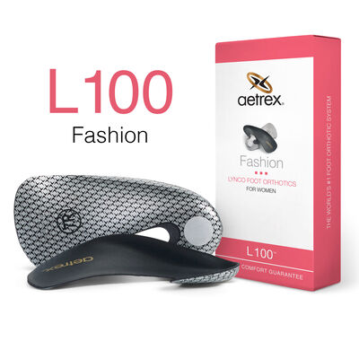 Women's Fashion Orthotics - Insole for Heels
