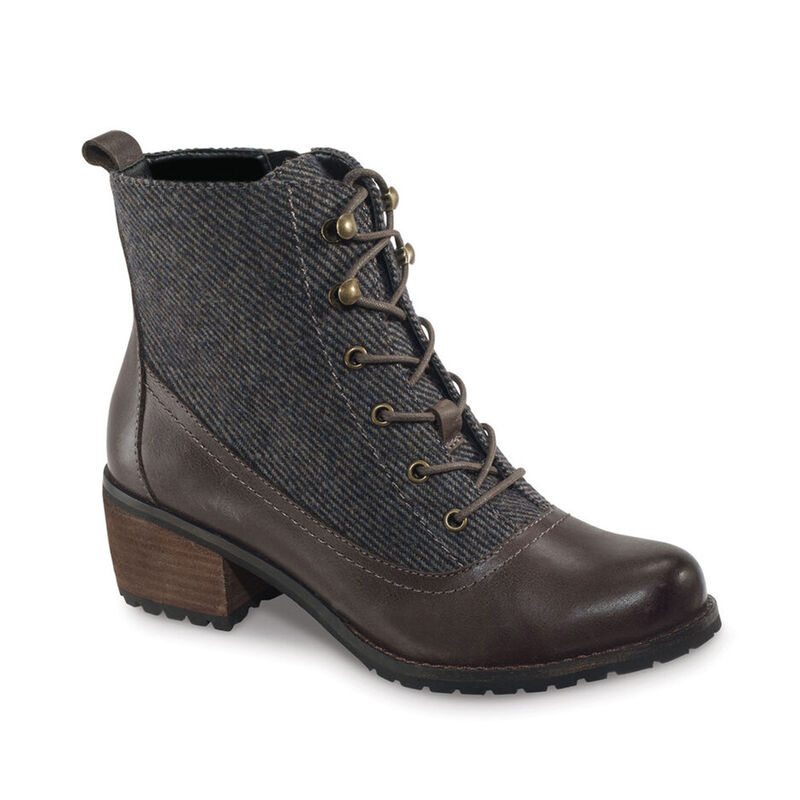 Skyler Ankle Lace Up Boot