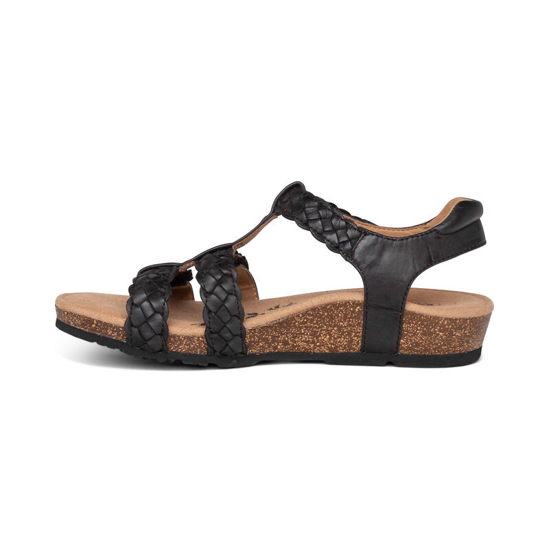 Reese Braided Gladiator Sandal