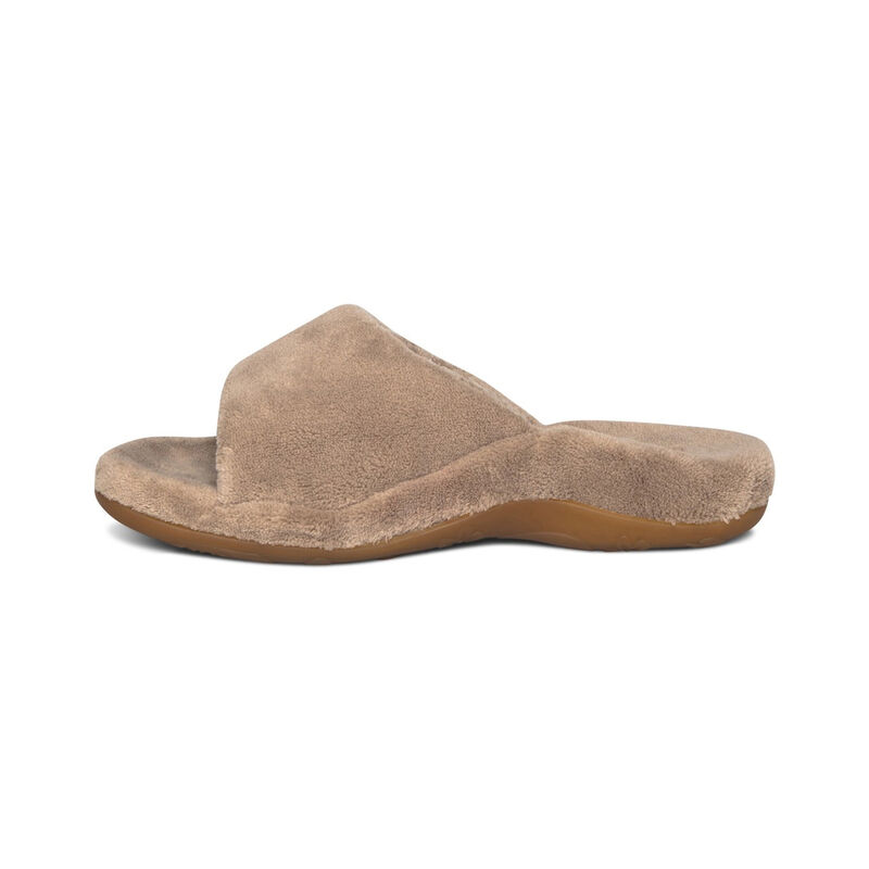 Shelby open Toe Slipper