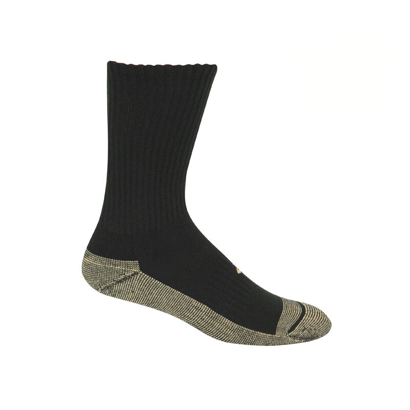Copper Sole Athletic Crew Socks - Unisex
