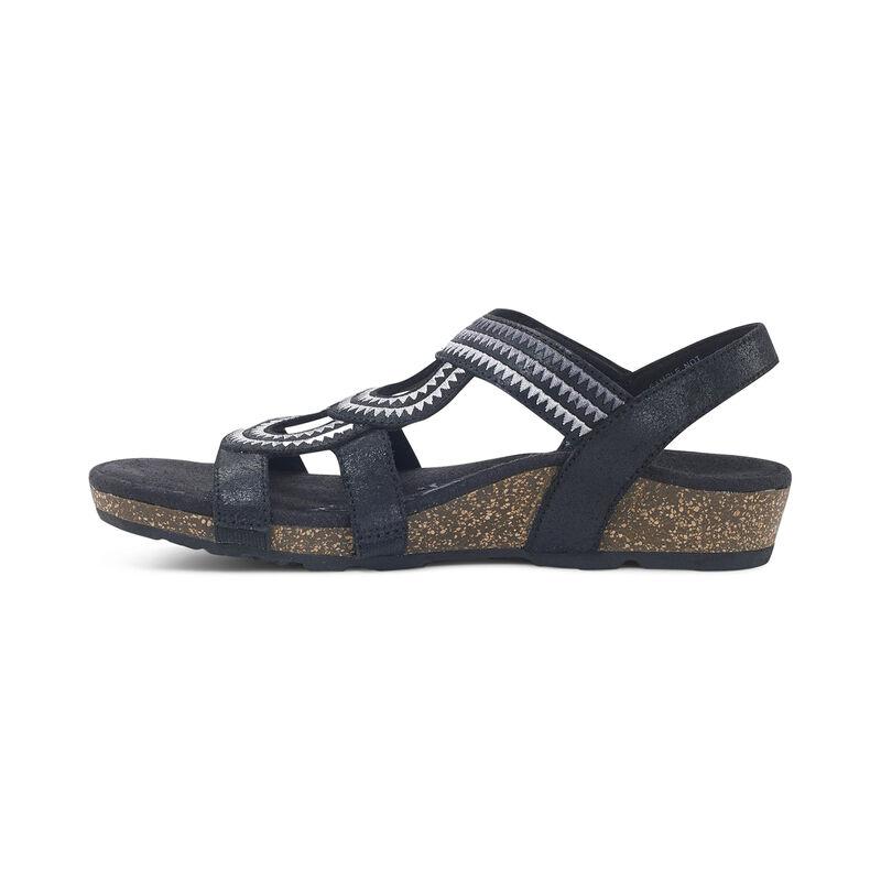 Athena Quarter Strap Sandal