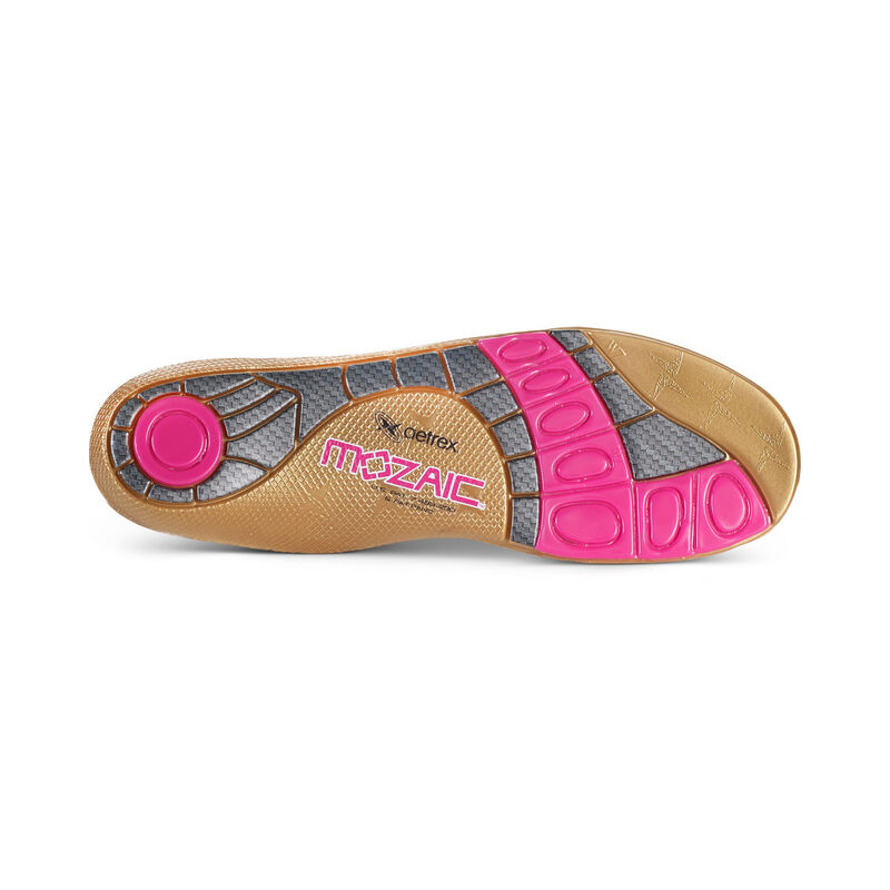 Customizable Flat/Low Arc W/ Metatarsal Support For Women