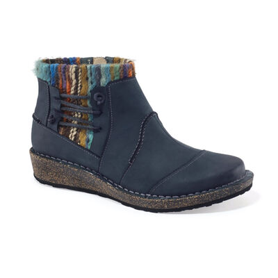 Tessa Short Sweater Ankle Boot