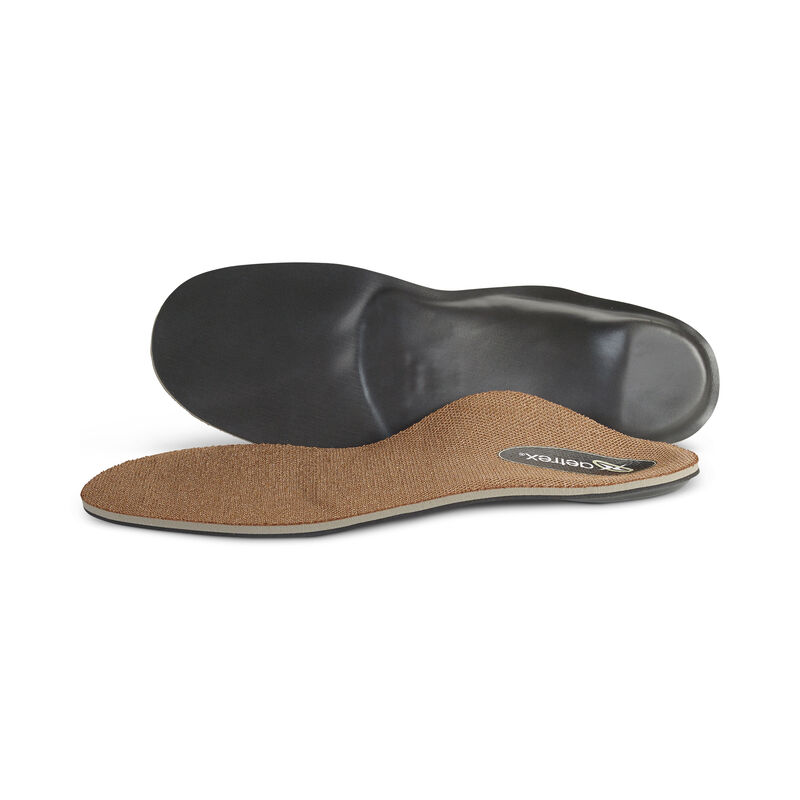 Memory Foam Flat/Low Arch Orthotics For Men