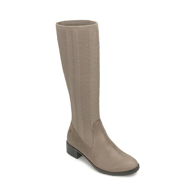 Belle Knit Tall Boot