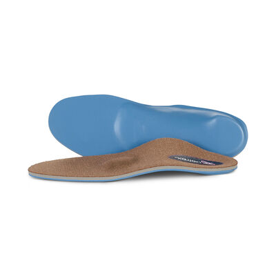 Women's Memory Foam Posted Orthotics W/ Metatarsal Support