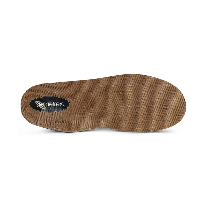 Memory Foam Flat/Low Arch W/ Metatarsal Support For Men
