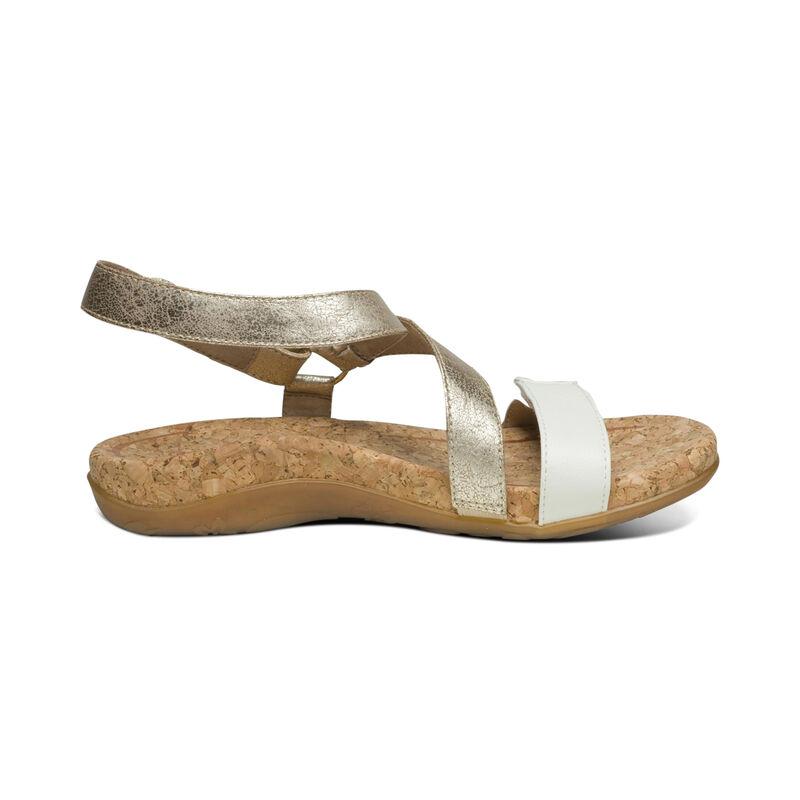 Mackenzie Quarter Strap Sandal