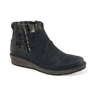 Tessa Short Sweater Ankle Boot