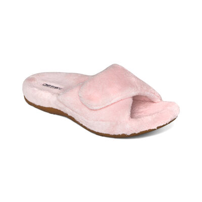 Shelby Open Toe Slipper