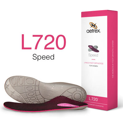 Women's Speed Posted Orthotics