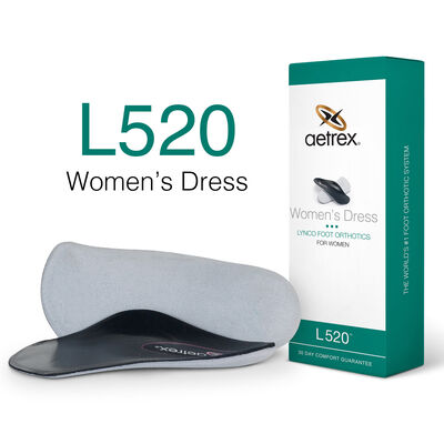 Women's Dress Posted Orthotics