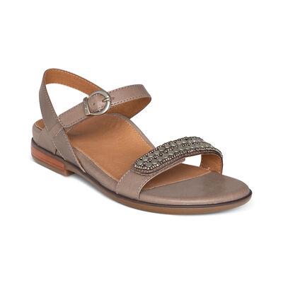 Rylie Quarter Strap Sandal
