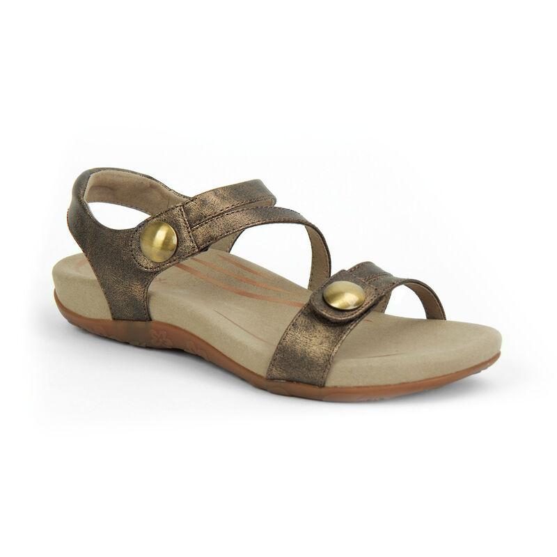 Jean Quarter Strap Sandal