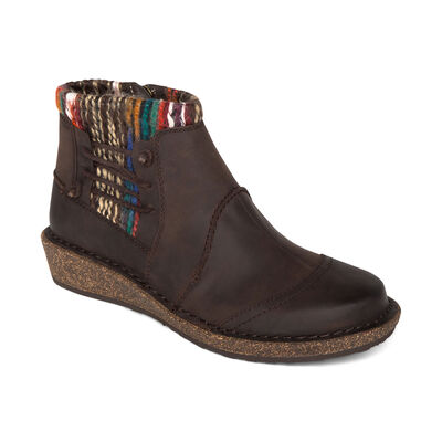Tessa Sweater Ankle Boot