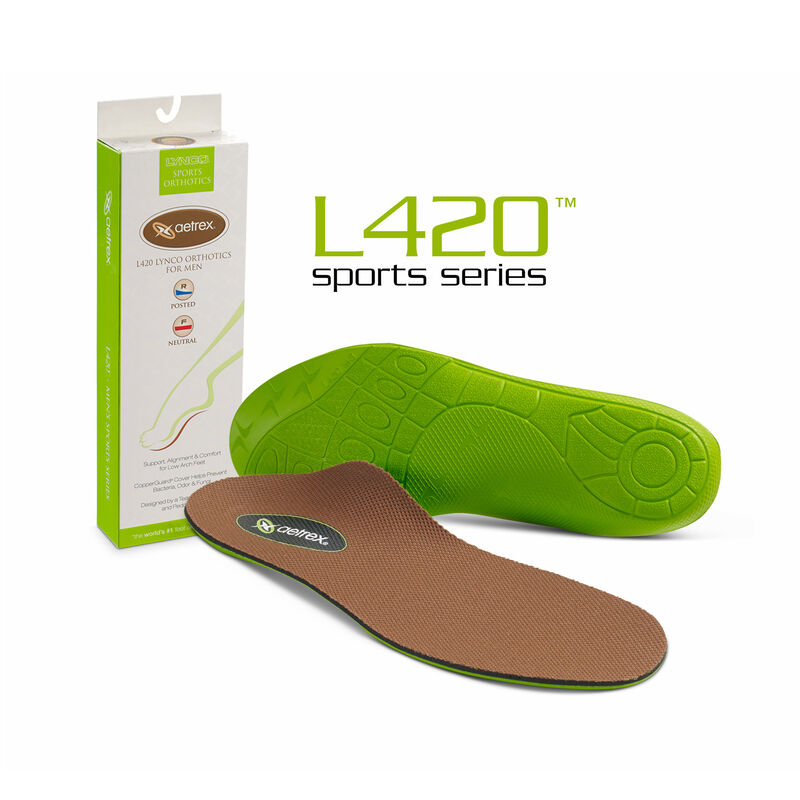 Children's Sport Flat/Low Arch Orthotic