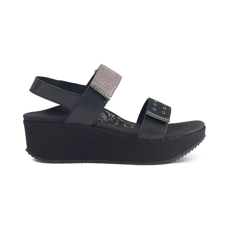 Tiffany Adjustable Platform Sandal