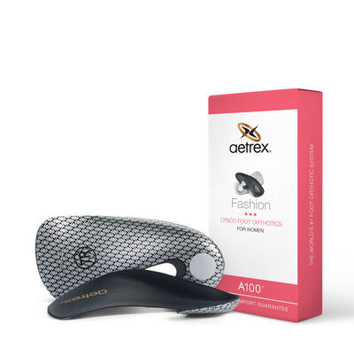 Women's Fashion Orthotic - Insole for Heels