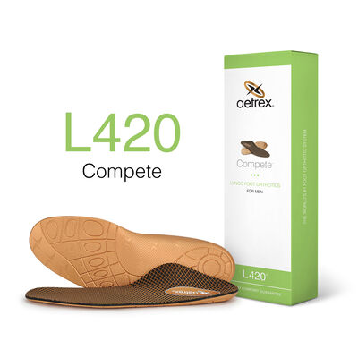 Men's Compete Posted Orthotics