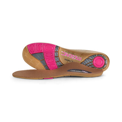 Women's Customizable Flat/Low Arch Orthotic