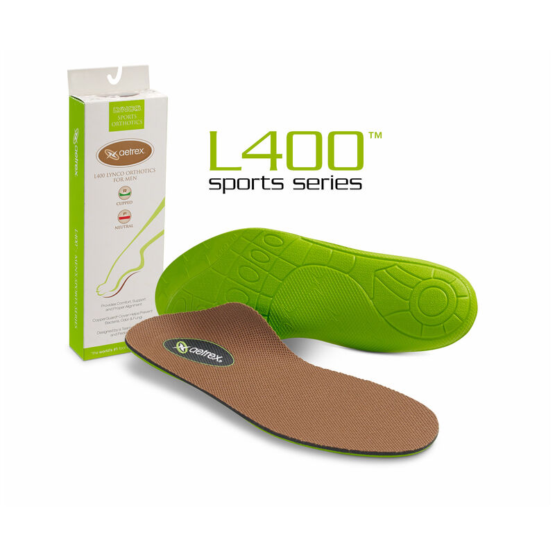 Sport Med/High Arch Orthotics fro Children