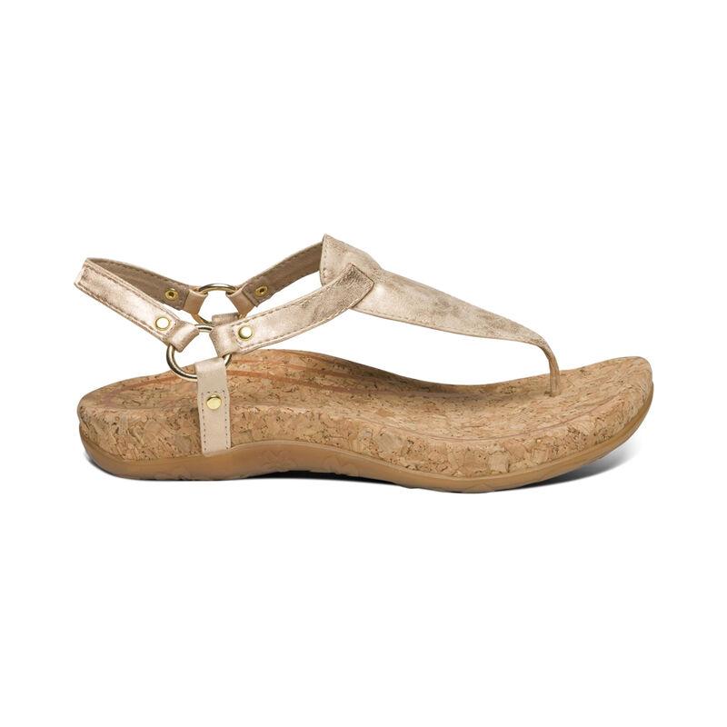 Emilia Slingback Thong Sandal