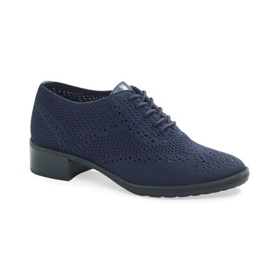 Hayden Knit Lace Up