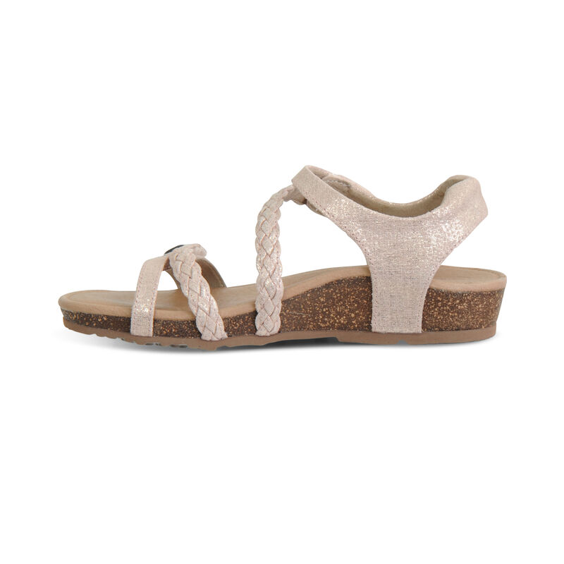 Premium Jillian Braided Sandal