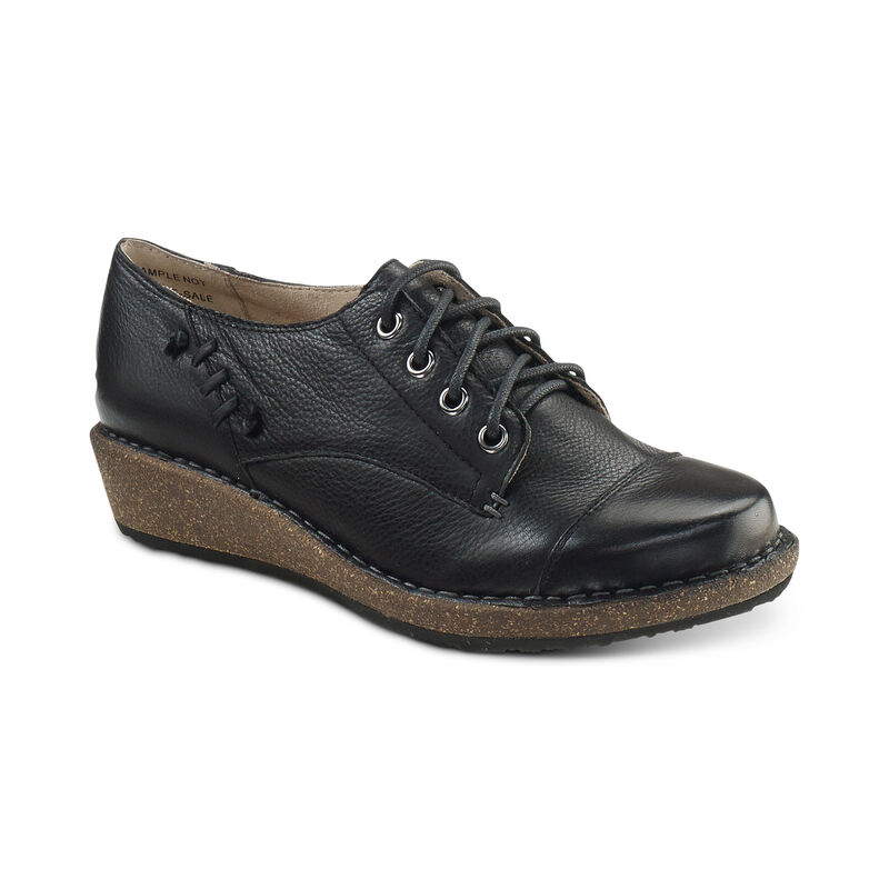 Riley Cap Toe Lace Ep Oxford