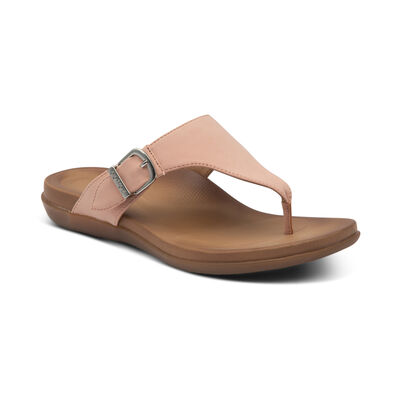 Rita Adjustable Thong Sandal