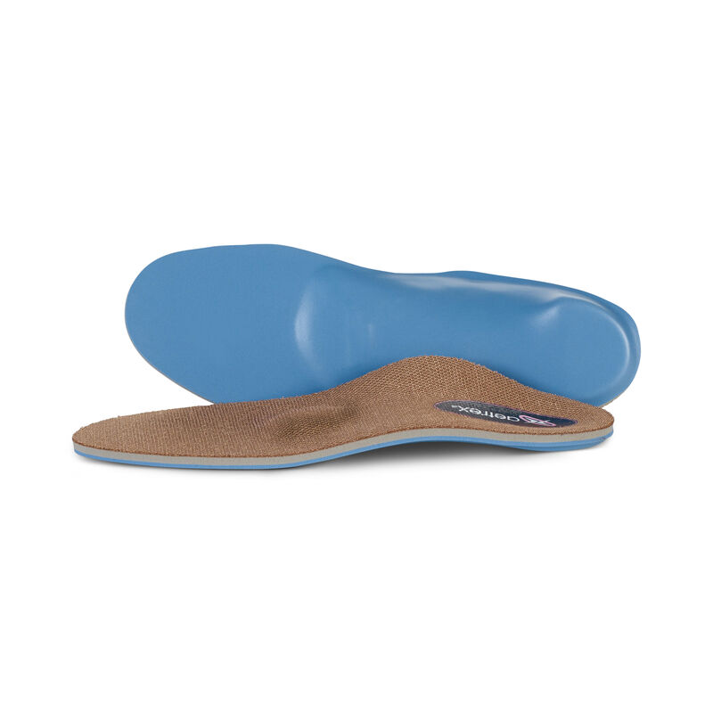 Memory Foam Flat/Low Arch W/ Metatarsal Support For Women