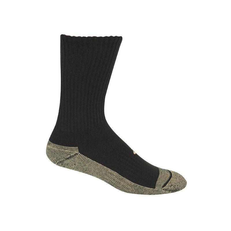 Copper Sole Athletic Crew Socks - Men