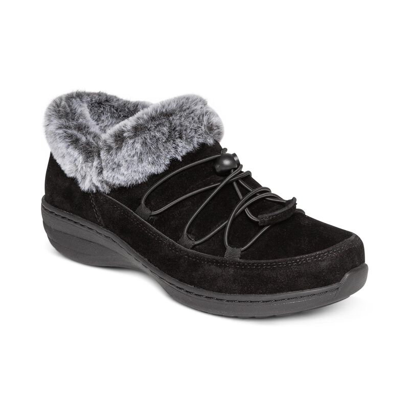 Chrissy Fur Slip-On