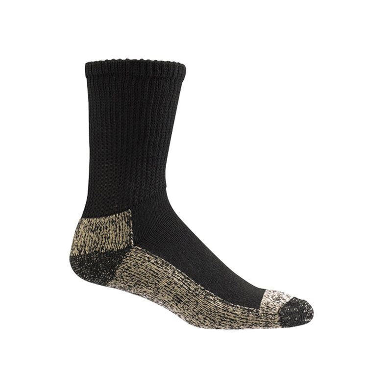 Copper Sole Non-Binding Extra Cushion Socks - Men