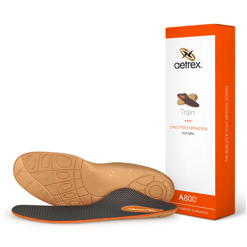 Train Orthotics For Men - Insole for Exercise