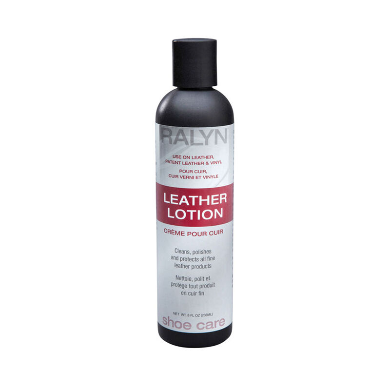 Leather Shoe Lotion & Cleaner