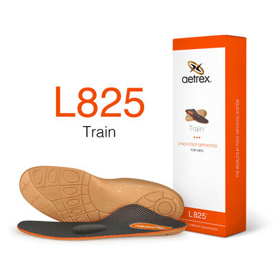 Men's Train Posted Orthotics W/ Metatarsal Support
