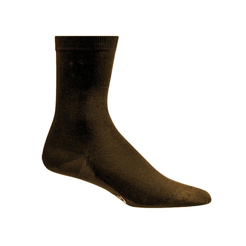 Copper Sole Dress/Casual Crew Socks - Women